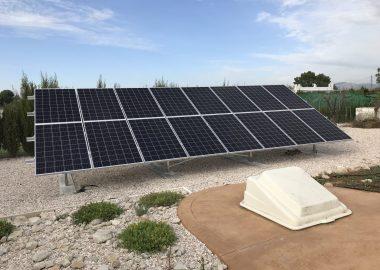 Solar Panels Roof Frames