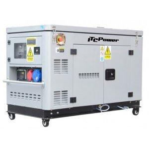 10kW ITC Power Silent Diesel Generator