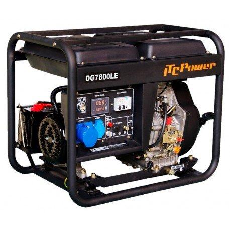 Diesel Generator 6.3Kw