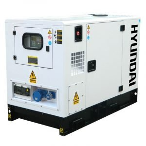 Hyundai 1500rpm Diesel Generator Soundproof Model