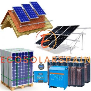 Solar Electric Kits - Off Grid