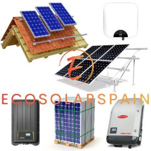 Solar Electric Kits - On Grid