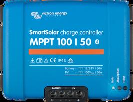 SmartSolar MPPT 100-30 100-50 12-24 Volts