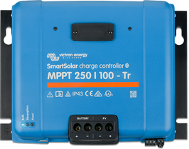 SmartSolar MPPT 150-45 up to 250-100 12-24-36-48 Volts