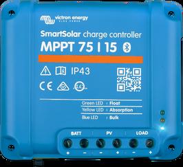 SmartSolar MPPT 75-10 75-15 100-15 100-20 12-24 Volts